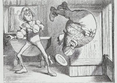 Alice au pays des merveilles - John Tenniel 1865 (16)