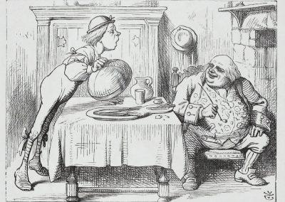 Alice au pays des merveilles - John Tenniel 1865 (17)
