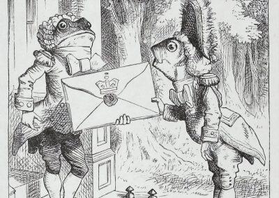 Alice au pays des merveilles - John Tenniel 1865 (19)