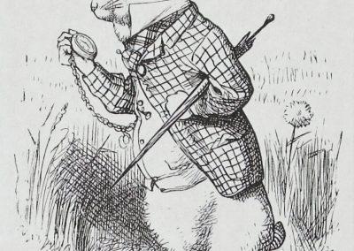 Alice au pays des merveilles - John Tenniel 1865 (2)