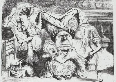 Alice au pays des merveilles - John Tenniel 1865 (20)