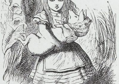 Alice au pays des merveilles - John Tenniel 1865 (21)