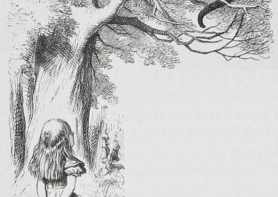 Alice au pays des merveilles - John Tenniel 1865 (22)