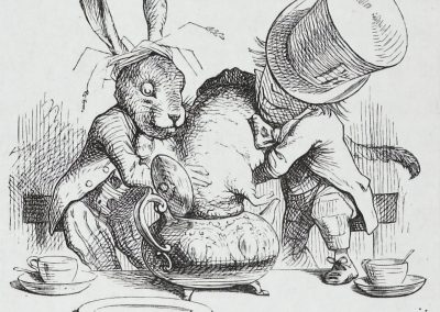 Alice au pays des merveilles - John Tenniel 1865 (26)