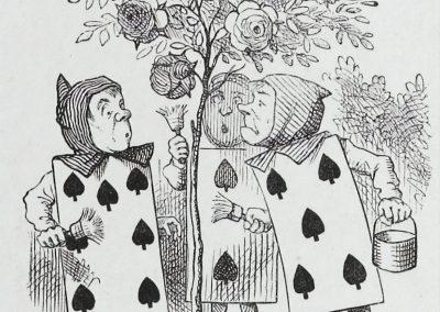 Alice au pays des merveilles - John Tenniel 1865 (27)