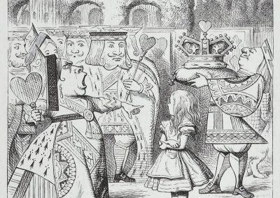 Alice au pays des merveilles - John Tenniel 1865 (28)