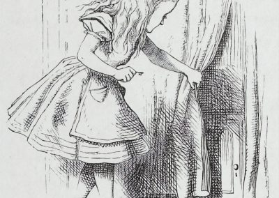 Alice au pays des merveilles - John Tenniel 1865 (3)