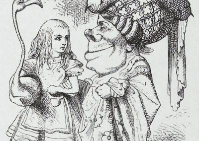 Alice au pays des merveilles - John Tenniel 1865 (30)