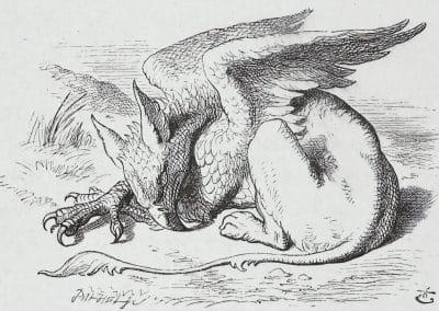 Alice au pays des merveilles - John Tenniel 1865 (31)