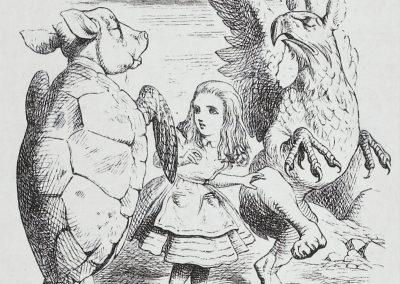 Alice au pays des merveilles - John Tenniel 1865 (33)