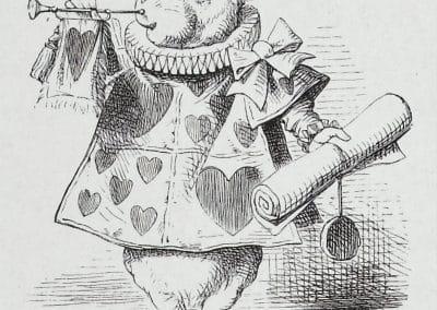 Alice au pays des merveilles - John Tenniel 1865 (35)