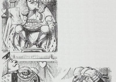 Alice au pays des merveilles - John Tenniel 1865 (39)