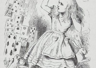 Alice au pays des merveilles - John Tenniel 1865 (40)