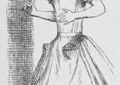 Alice au pays des merveilles - John Tenniel 1865 (5)