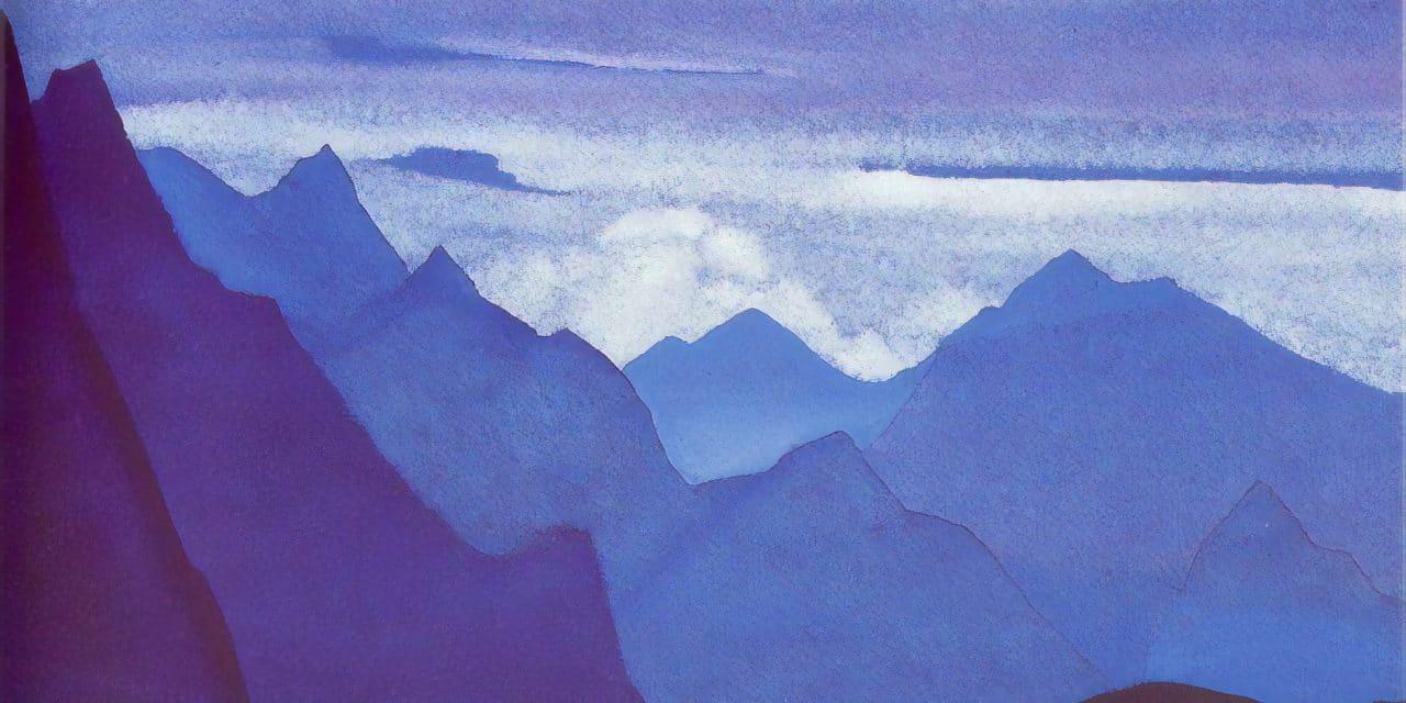 Des montagnes arides – Guillain Méjane