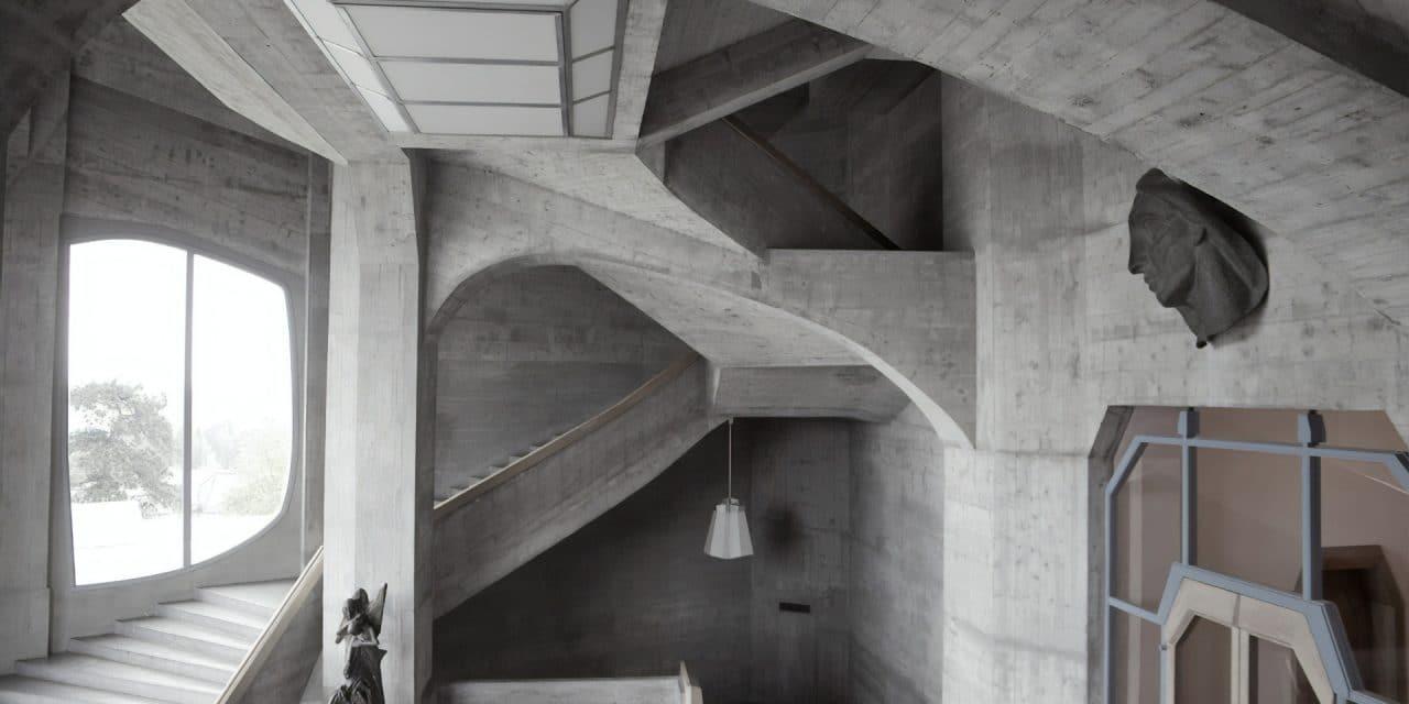 Goetheanum – Rudolf Steiner