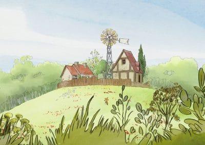 Le Grand Méchant Renard et autres contes - Patrick Himbert 2017 (23)