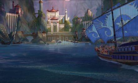 Sinbad, la légende des sept mers –  Patrick Gilmore