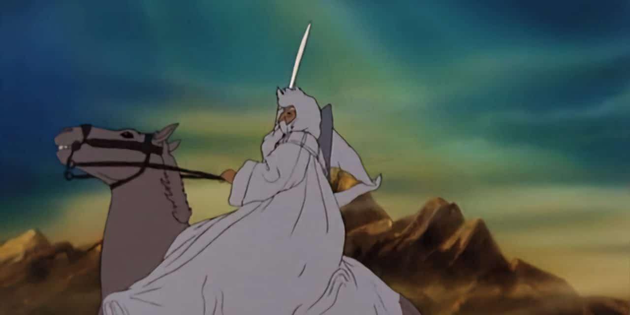 Le seigneur des anneaux – Ralph Bakshi